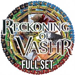 Reckoning of Vashr: Full Set