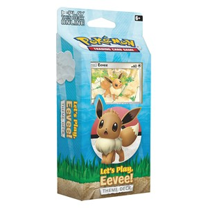 Let's Play, Eevee Theme Deck