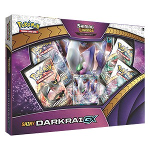 Schimmernde Legenden: Shiny Darkrai GX Kollektion