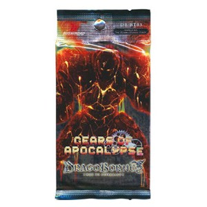 Booster de Gears of Apocalypse