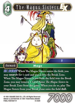 The Magus Sisters (9-056)